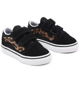 Vans Old Skool V Leopard Fur