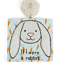 Jelly Cat If I Were A Rabbit Book