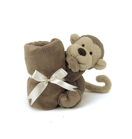 Jelly Cat Bashful Monkey Soother