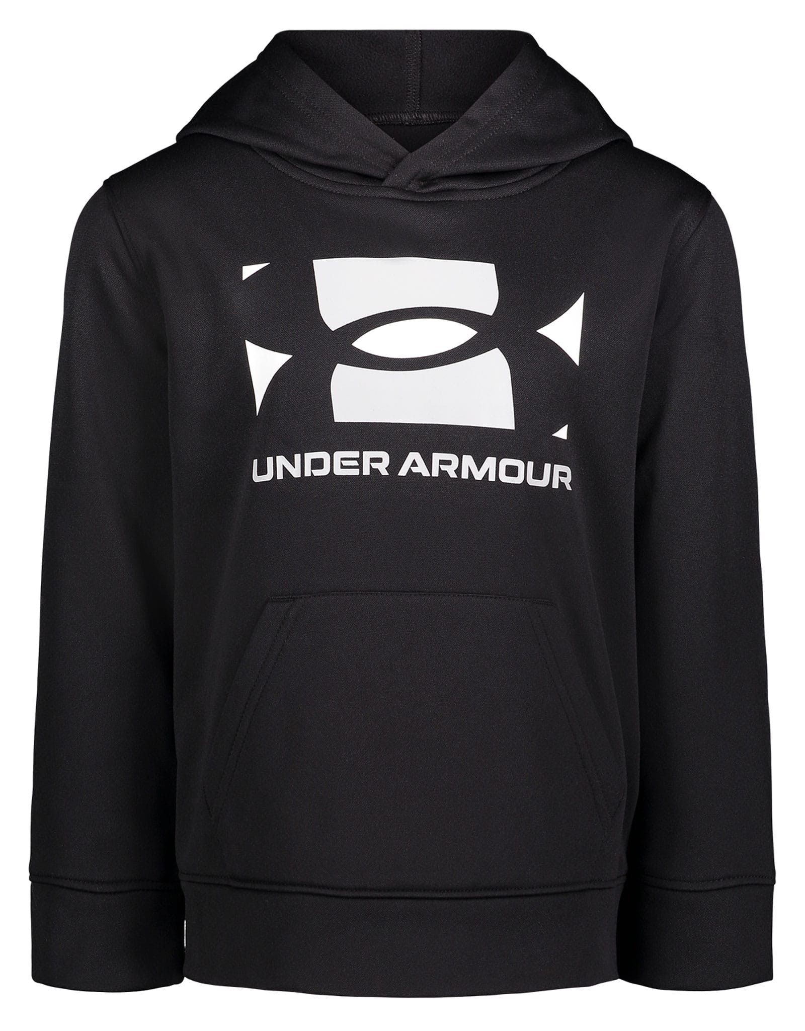 Under Armour FA21 B Box Logo Hoodie