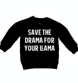 Portage & Main FA21 Drama Llama Raglan