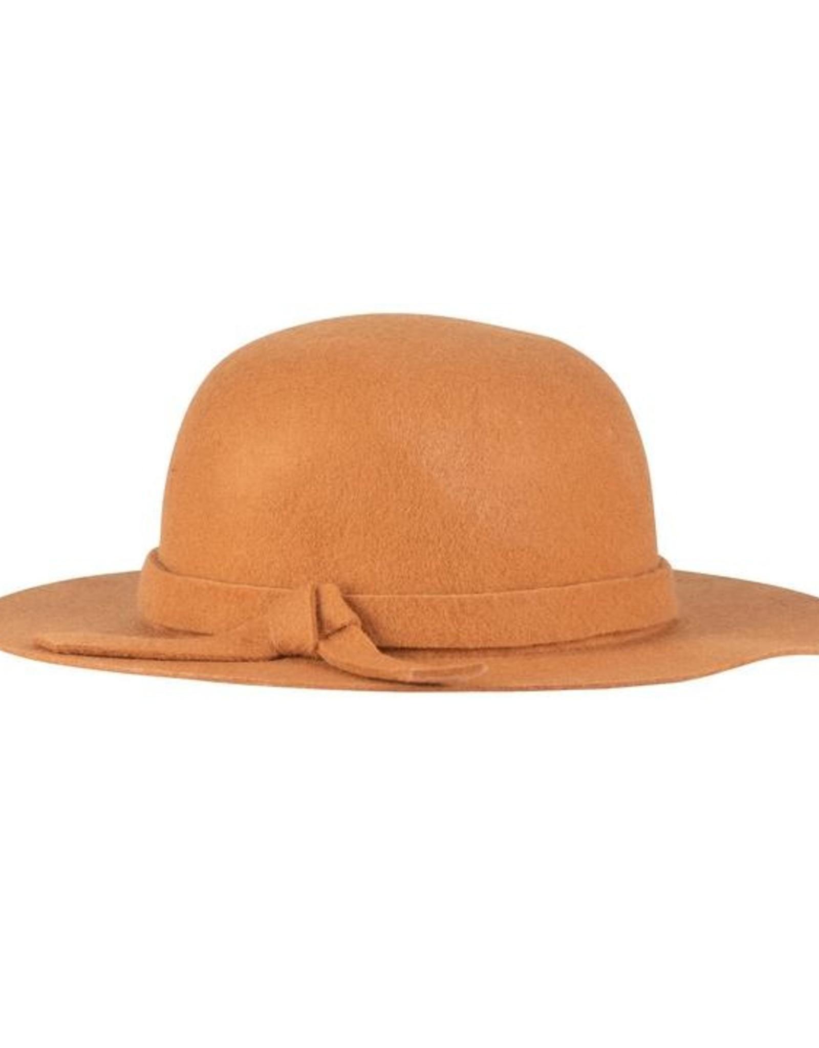 DeuxParDeux FA21 G Brown Felt Hat