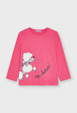Mayoral FA21 G Pink Ma Cherie! Top