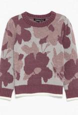 FA21 G Purple Mix Sweater