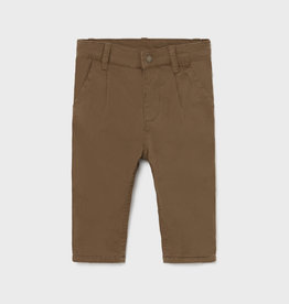 Mayoral FA21 BbyB Brown Slouch Pant