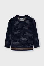Mayoral FA21 B Navy Pattern Sweater