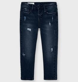 Mayoral FA21 B Straight Fit Dark Blue Jeans