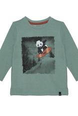 DeuxParDeux FA21 B Panda Snowboarding Top