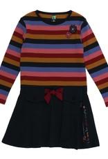 Nano FA21 G Striped Flower Dress