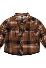 Nano FA21 BbyB Spice Check Overshirt