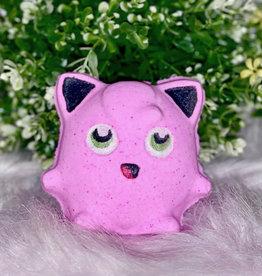 Pink Bubble Bath Co Pink Puff