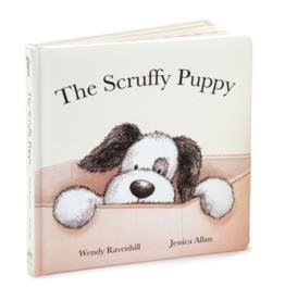 Jellycat The Scruffy Puppy Book