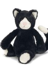 Jellyat Bashful Black and White Cat