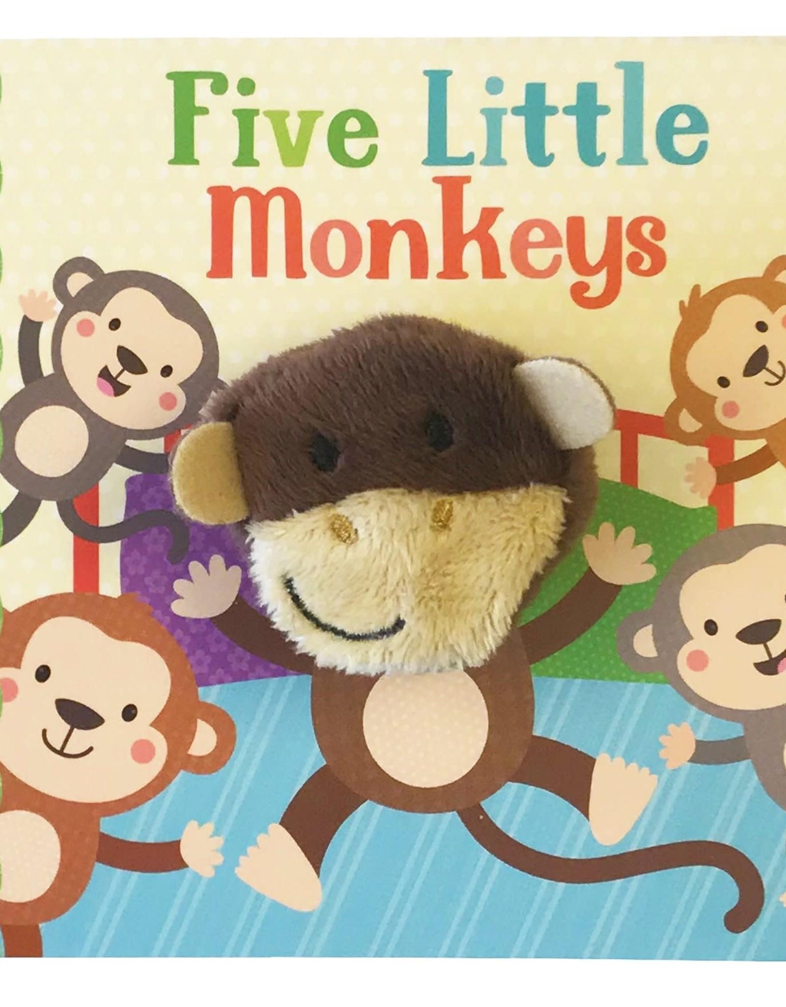 Cottage Door Press Five Little Monkeys
