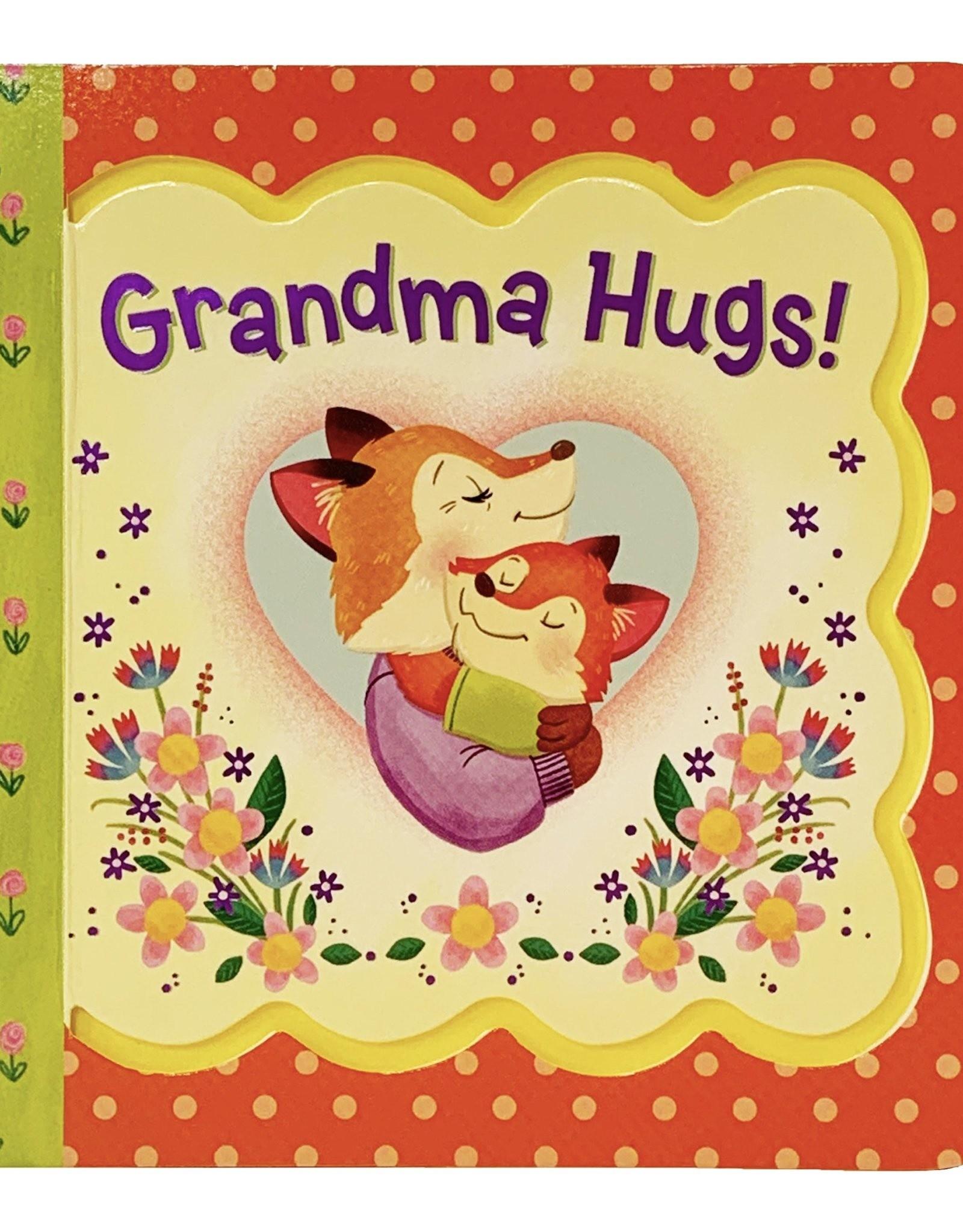 Grandma Hugs board book