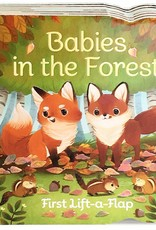 Cottage Door Press Babies in the Forest Book