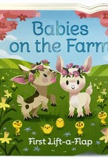 Cottage Door Press Babies on the Farm Book