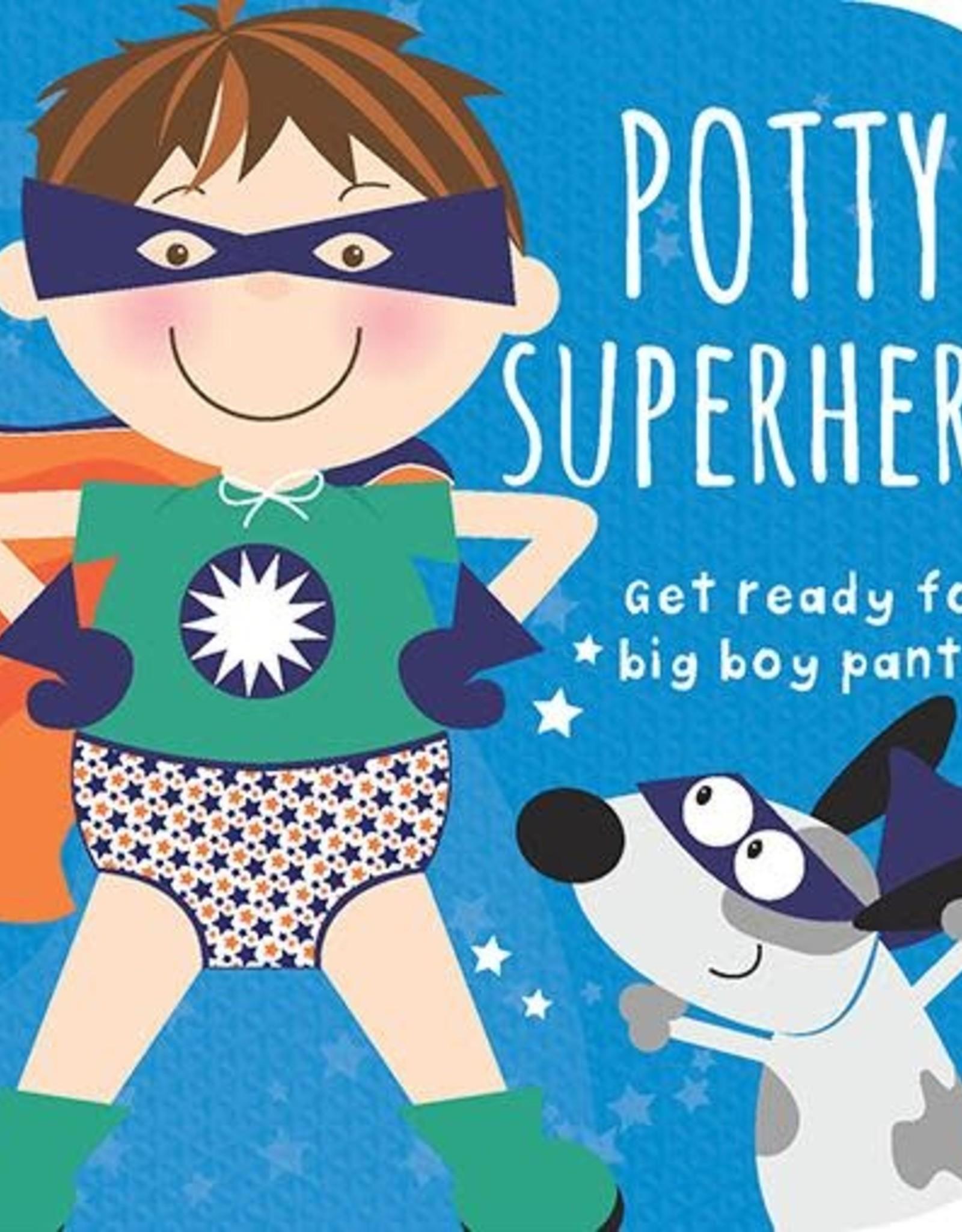 Cottage Door Press Potty Superhero