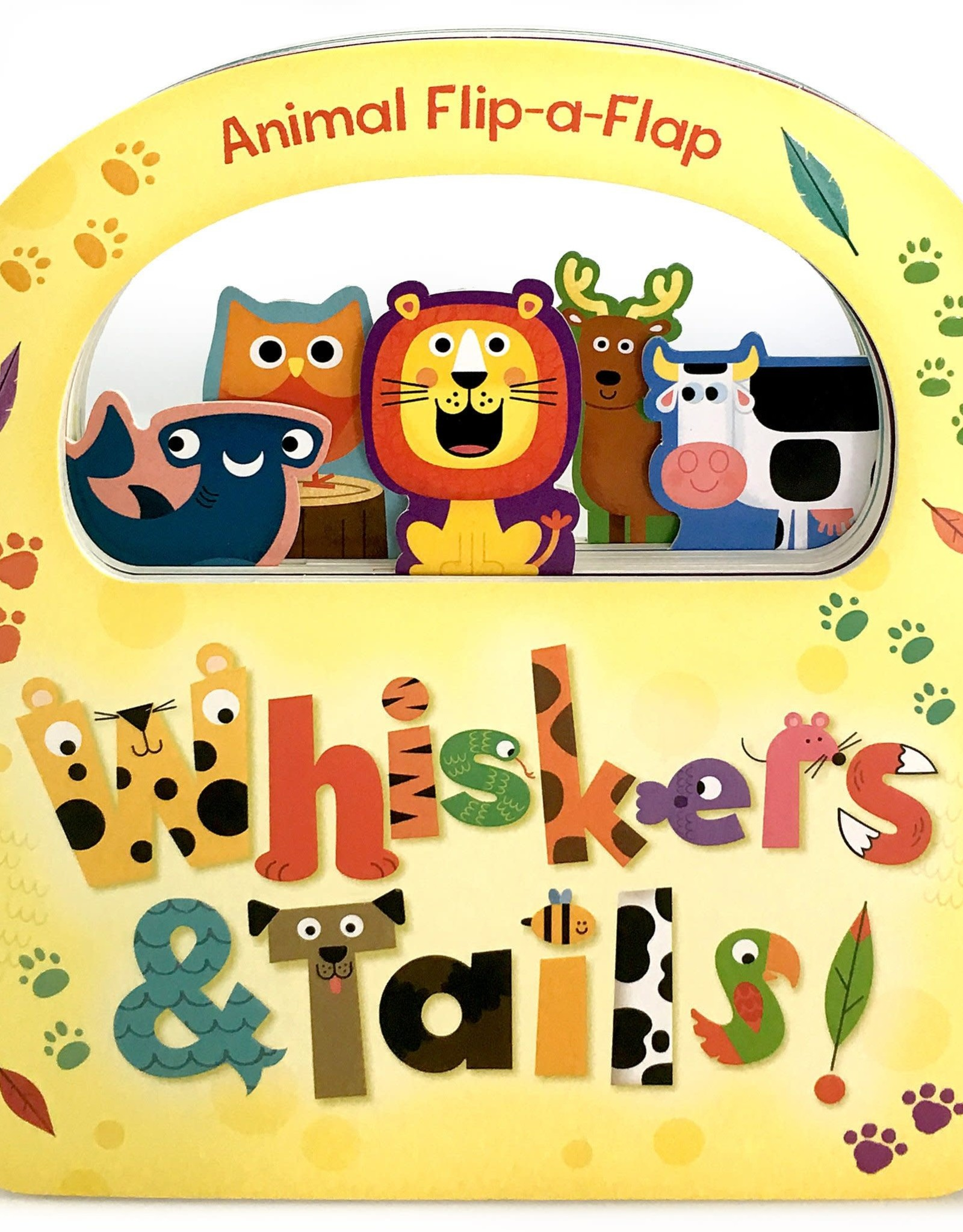 Cottage Door Press Whiskers and Tails Book