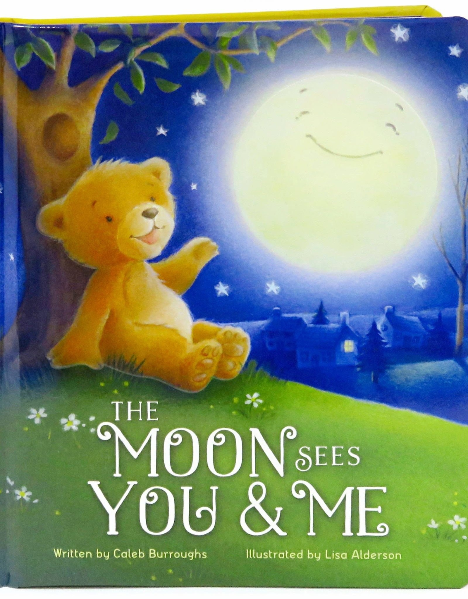 Cottage Door Press The Moon Sees You & Me Book