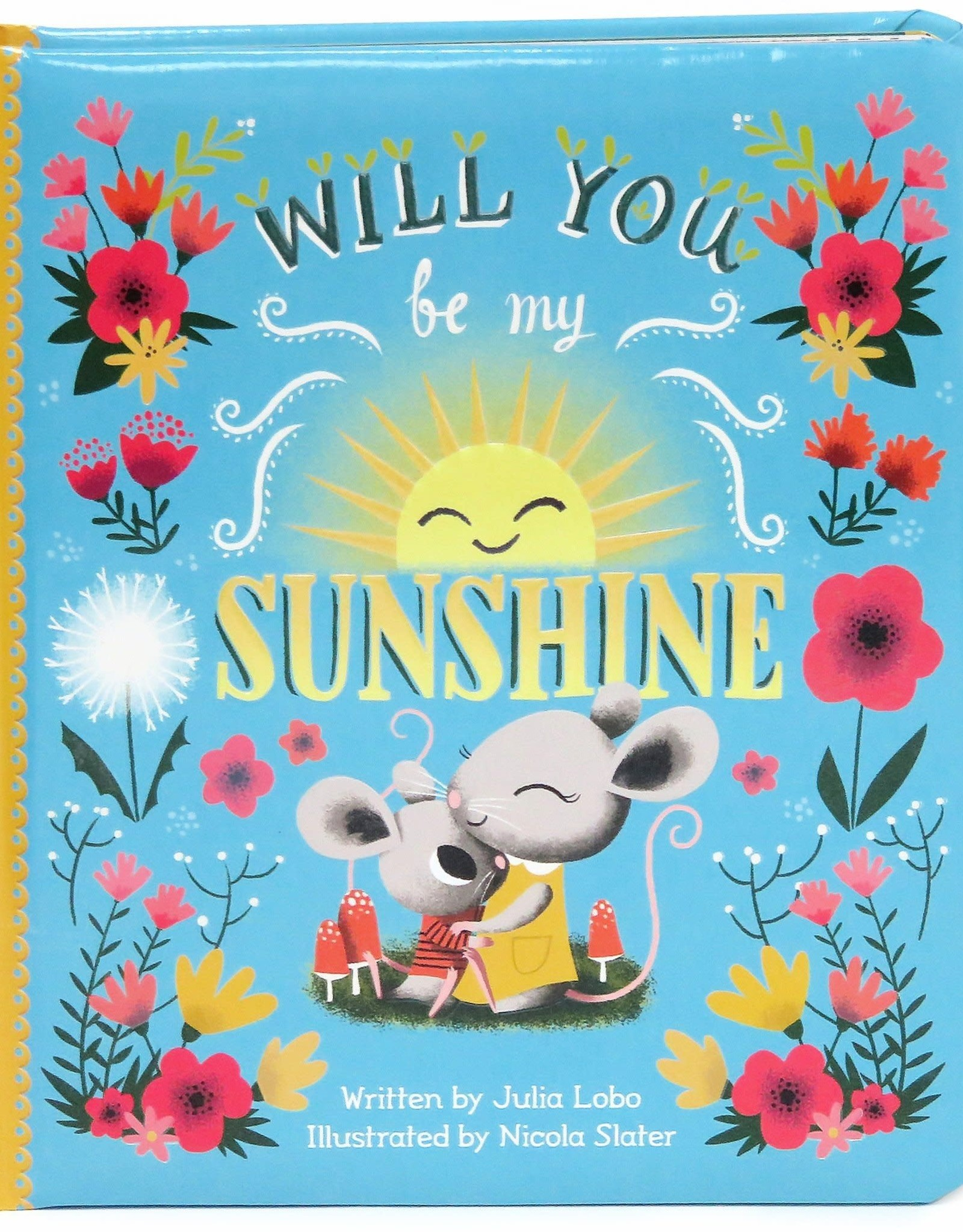 Will You Be My Sunshine? board book