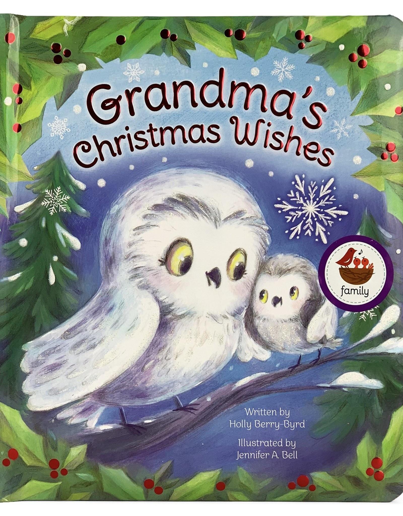Cottage Door Press Grandma's Christmas Wish