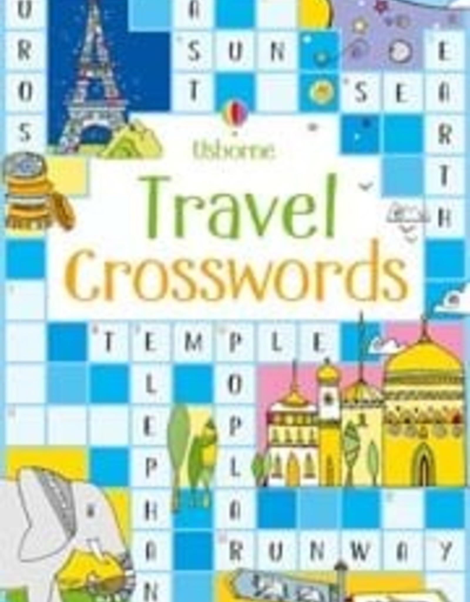 EDC Travel Crosswords