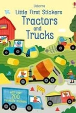 EDC Little Stickers Tractors and Trucks