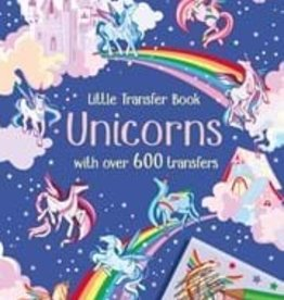 EDC Little Transfer Book Unicorns