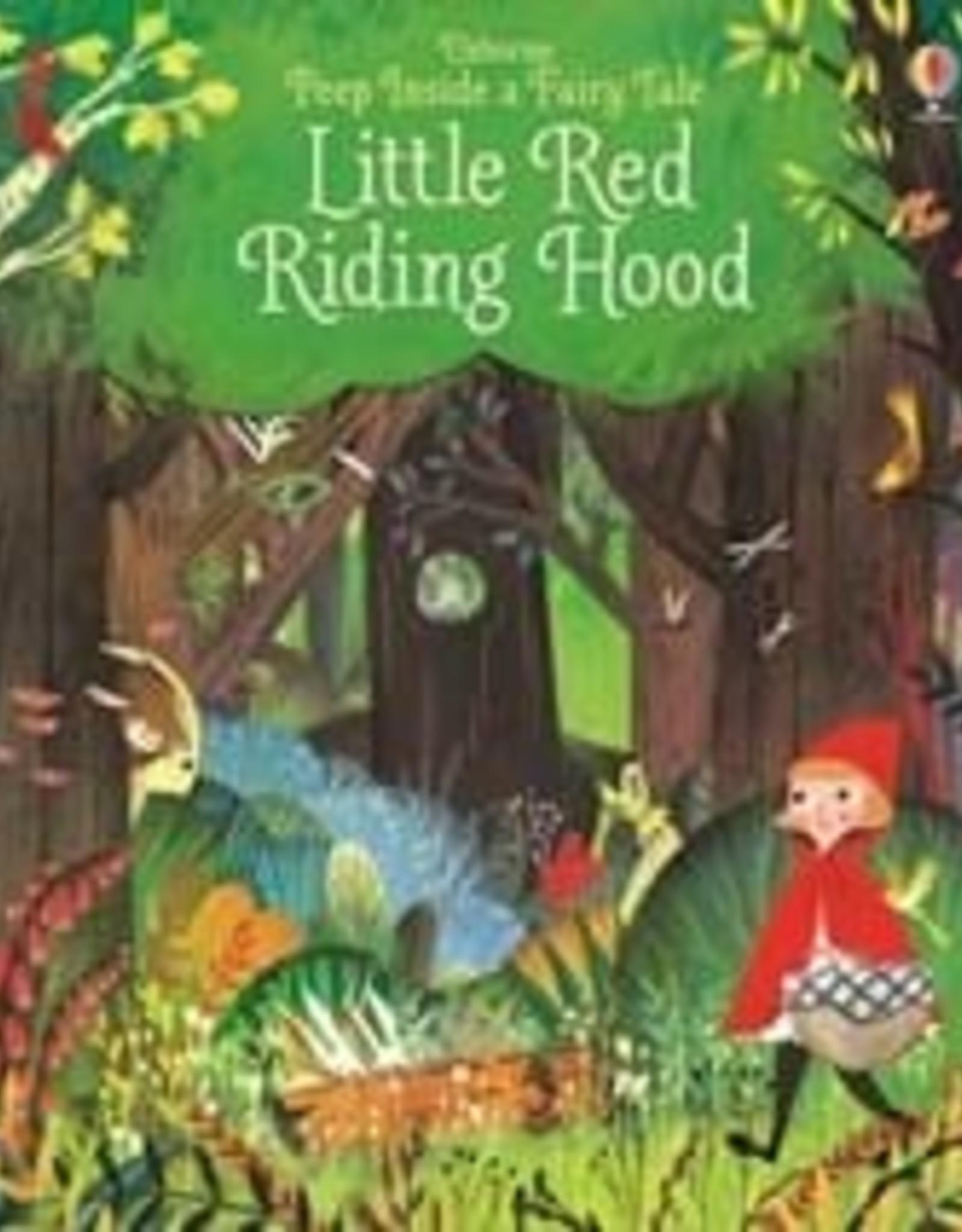 EDC Peek Inside Little Red Riding Hood