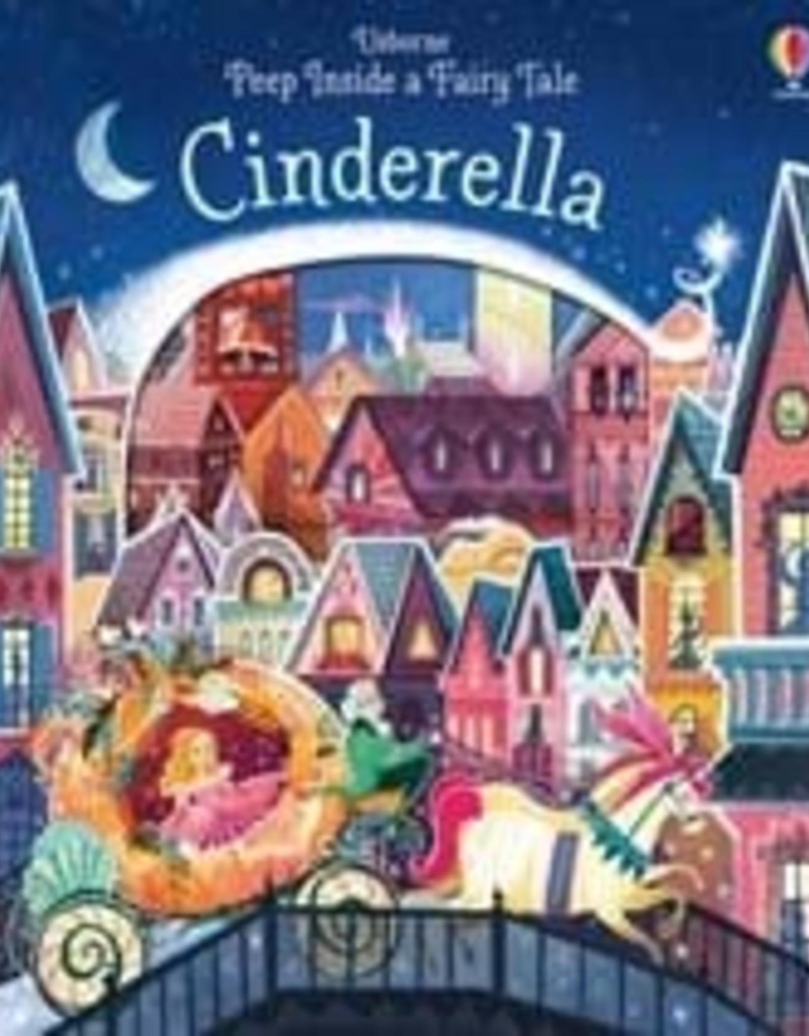 EDC Peek Inside a Fairy Tale Cinderella
