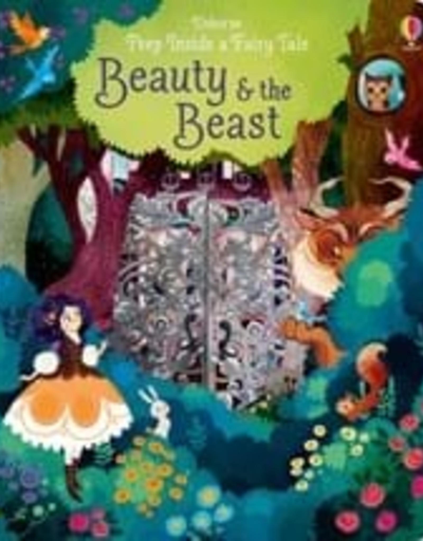 EDC Peek Inside a Fairytale Beauty and the Beast
