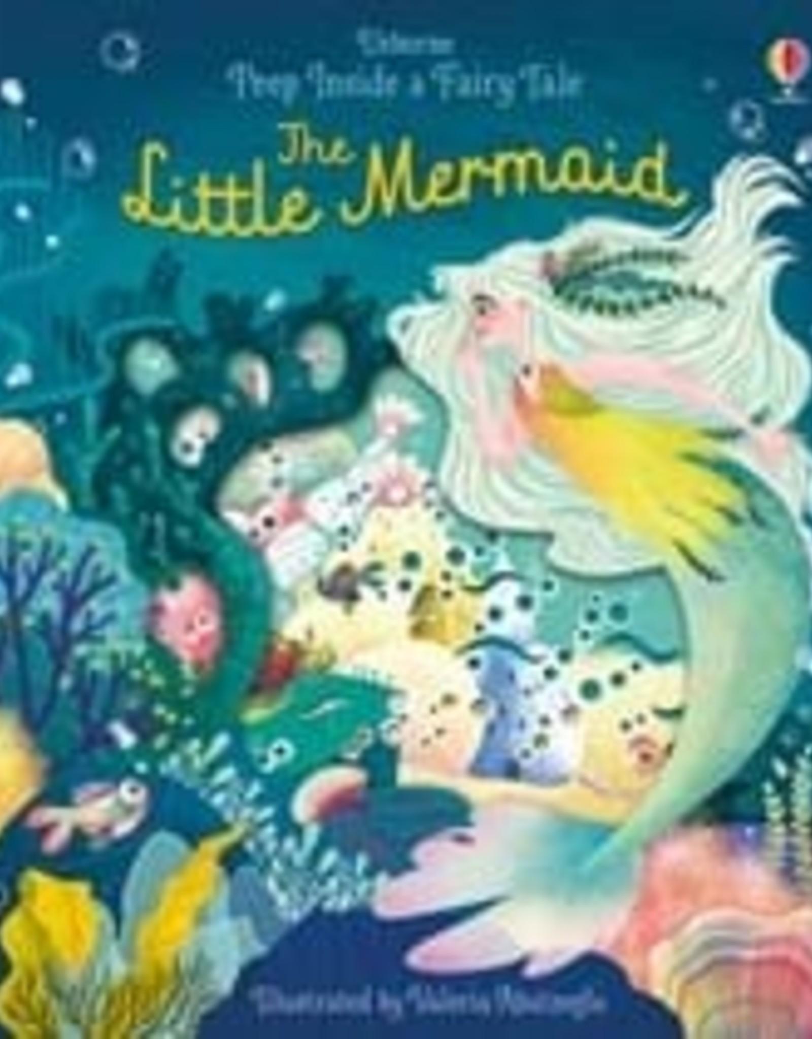 EDC Peek Inside a Fairy Tale The Little Mermaid
