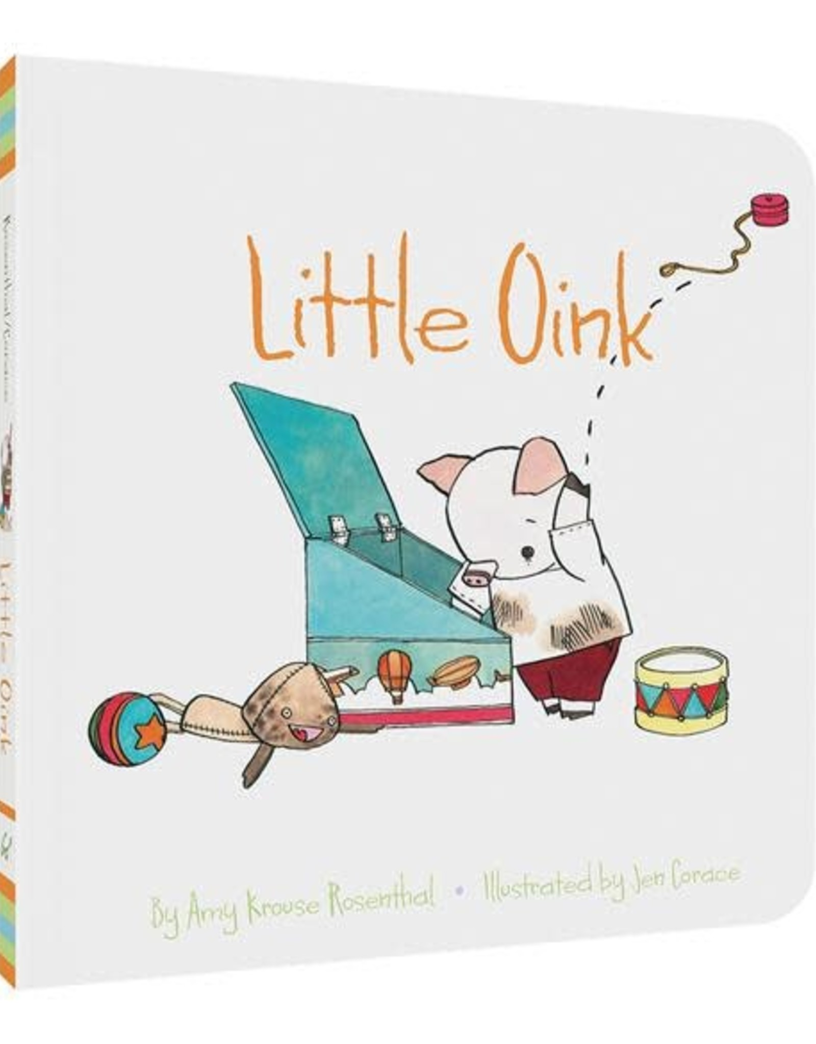 Chronicle Books Little Oink