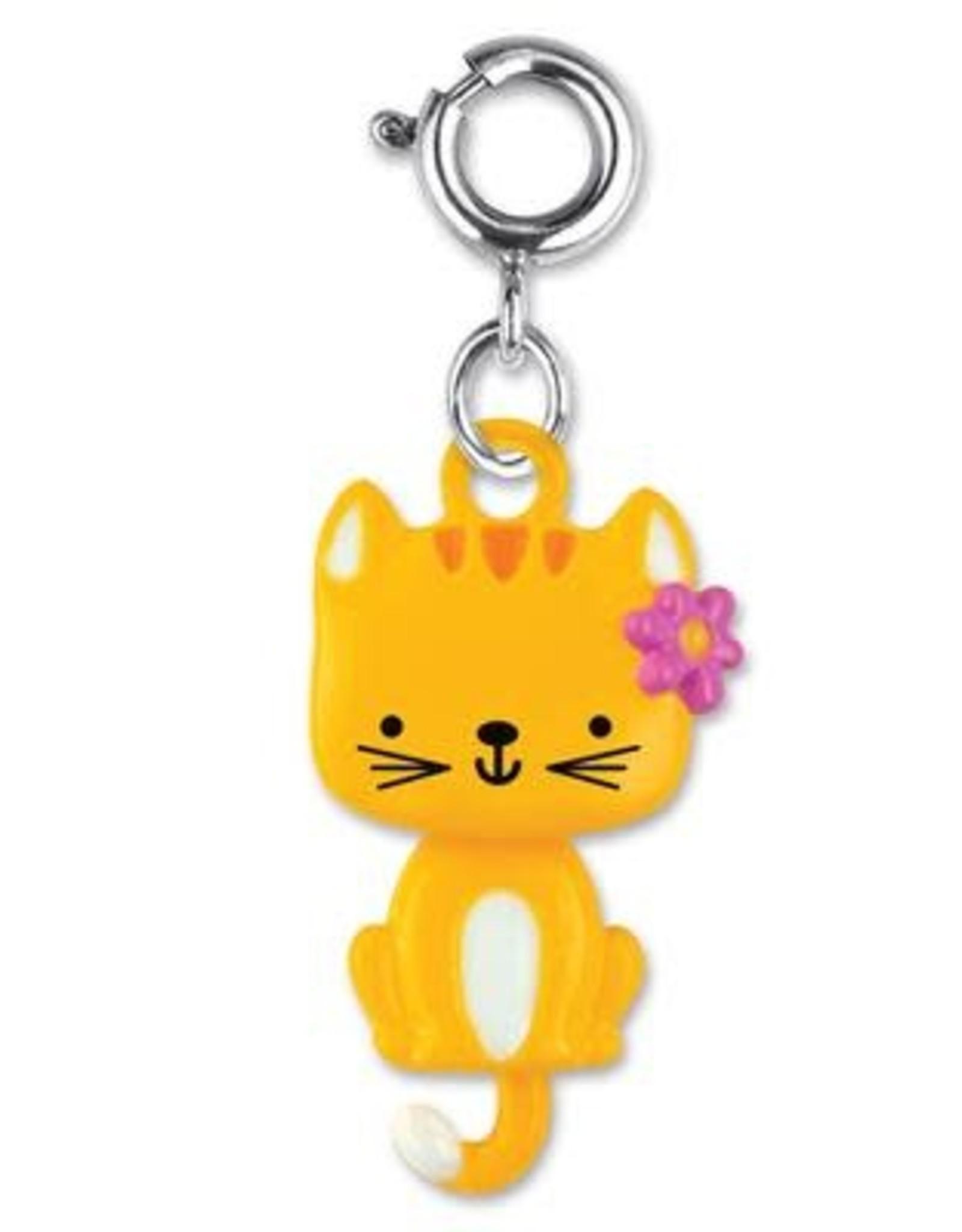 Charm It! Swivel Kitty Charm