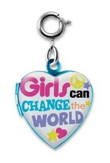 Charm It! Girls Can Change Charm
