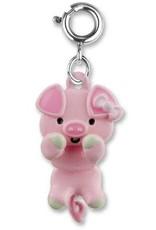 Charm It! Swivel Pig Charm