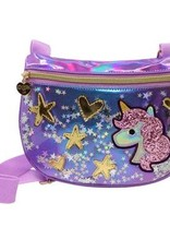 Charm It! Unicorn Cross Body Bag