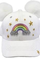 Charm It! Rainbow Hat