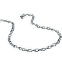 Charm It! Chain Necklace Silver OS