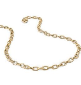 Charm It! Chain Necklace Gold OS