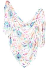 Copper Pearl Swaddle Blanket  Bloom