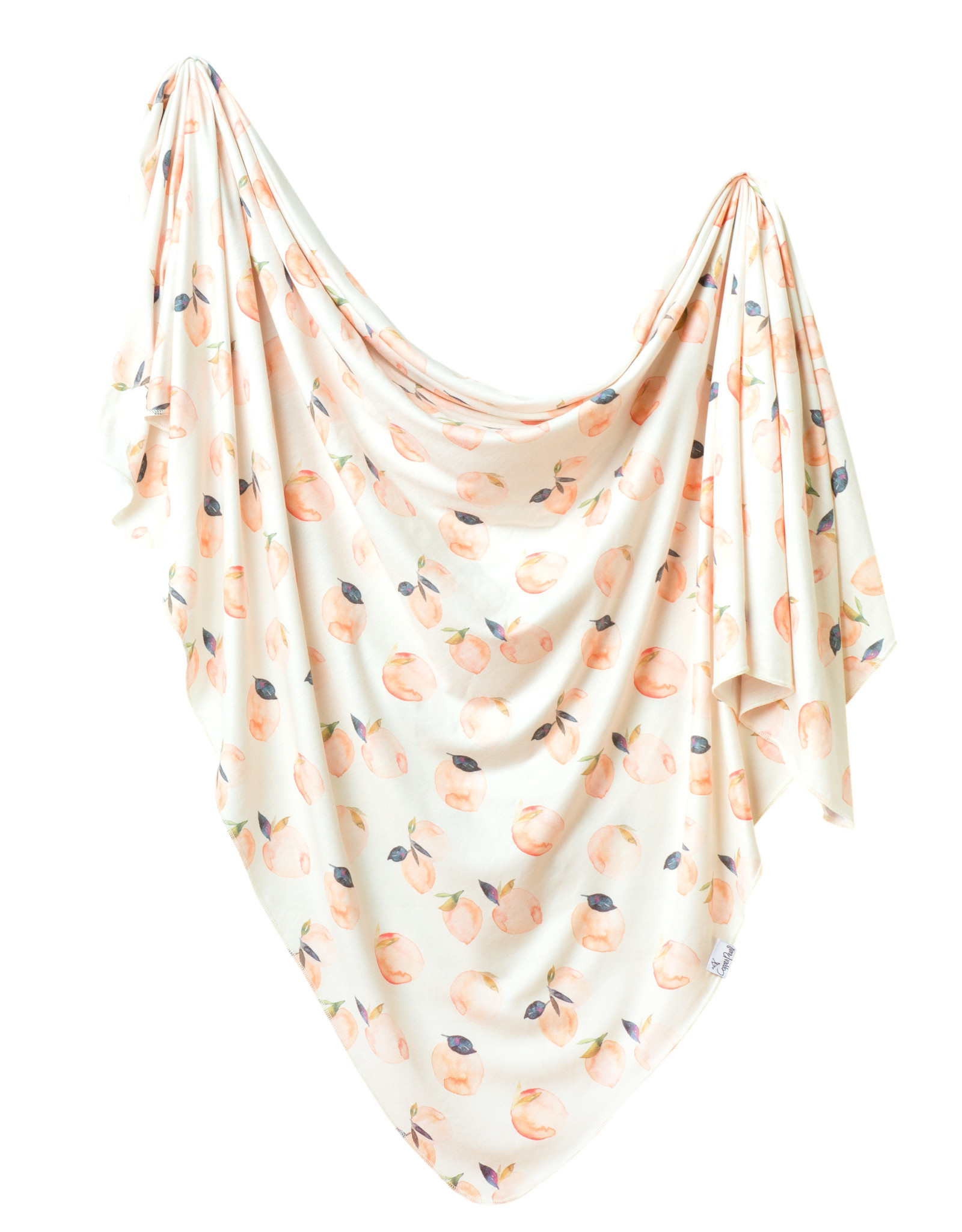 Copper Pearl Swaddle Blanket  Caroline