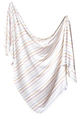 Copper Pearl Swaddle Blanket  Piper