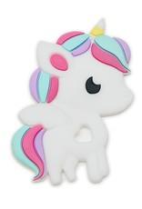 Loulou Lollipop Silicone Teether Unicorn