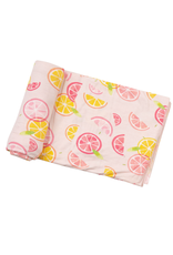 Angel Dear Swaddle Blanket Citrus