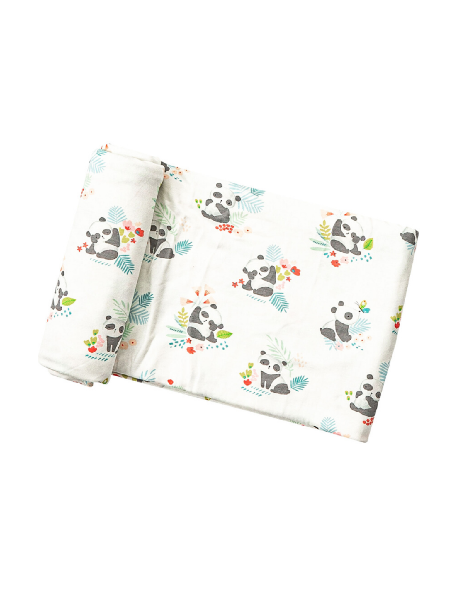 Angel Dear Swaddle Blanket Pandas