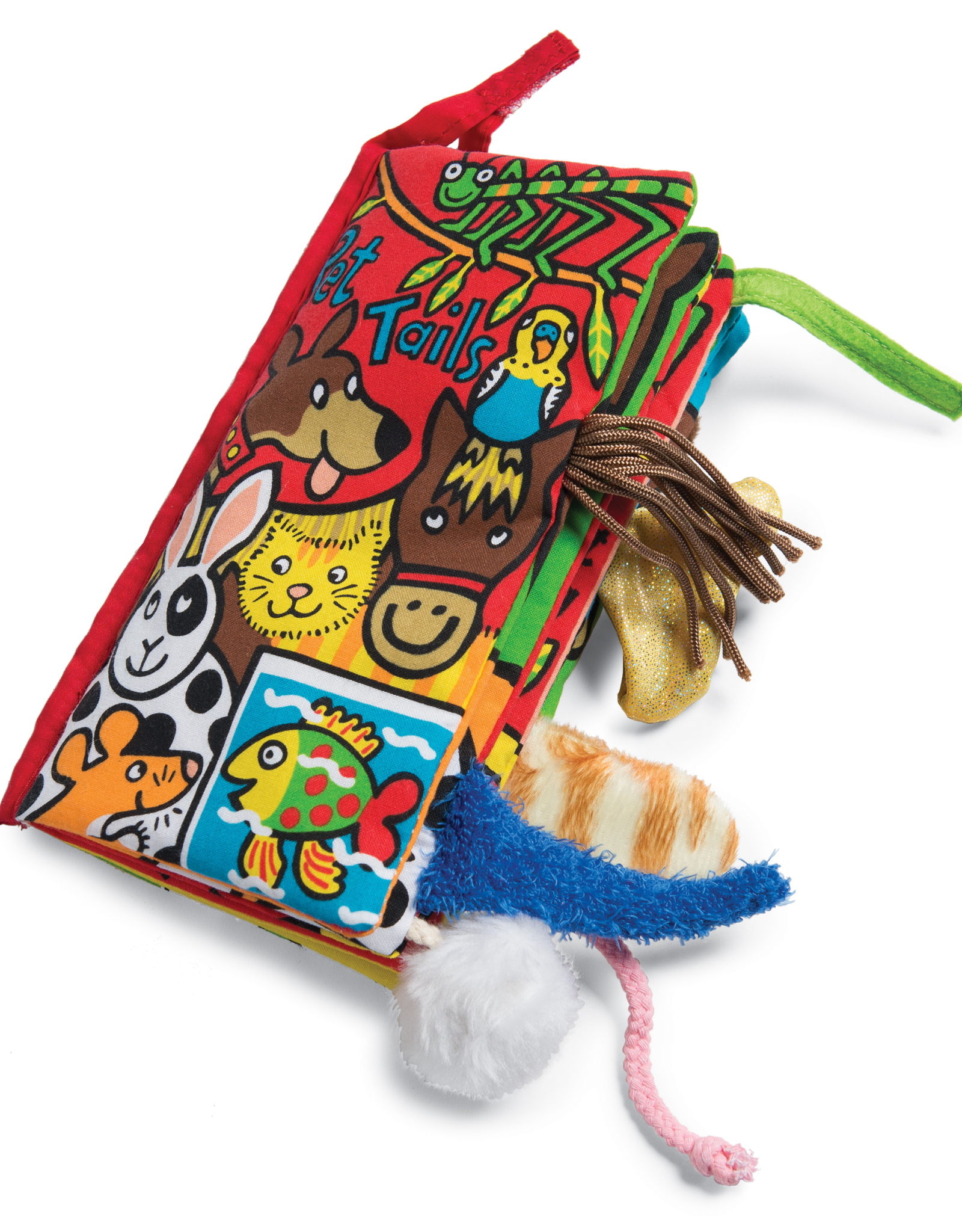 JellyCat Tails Book Pet Tails