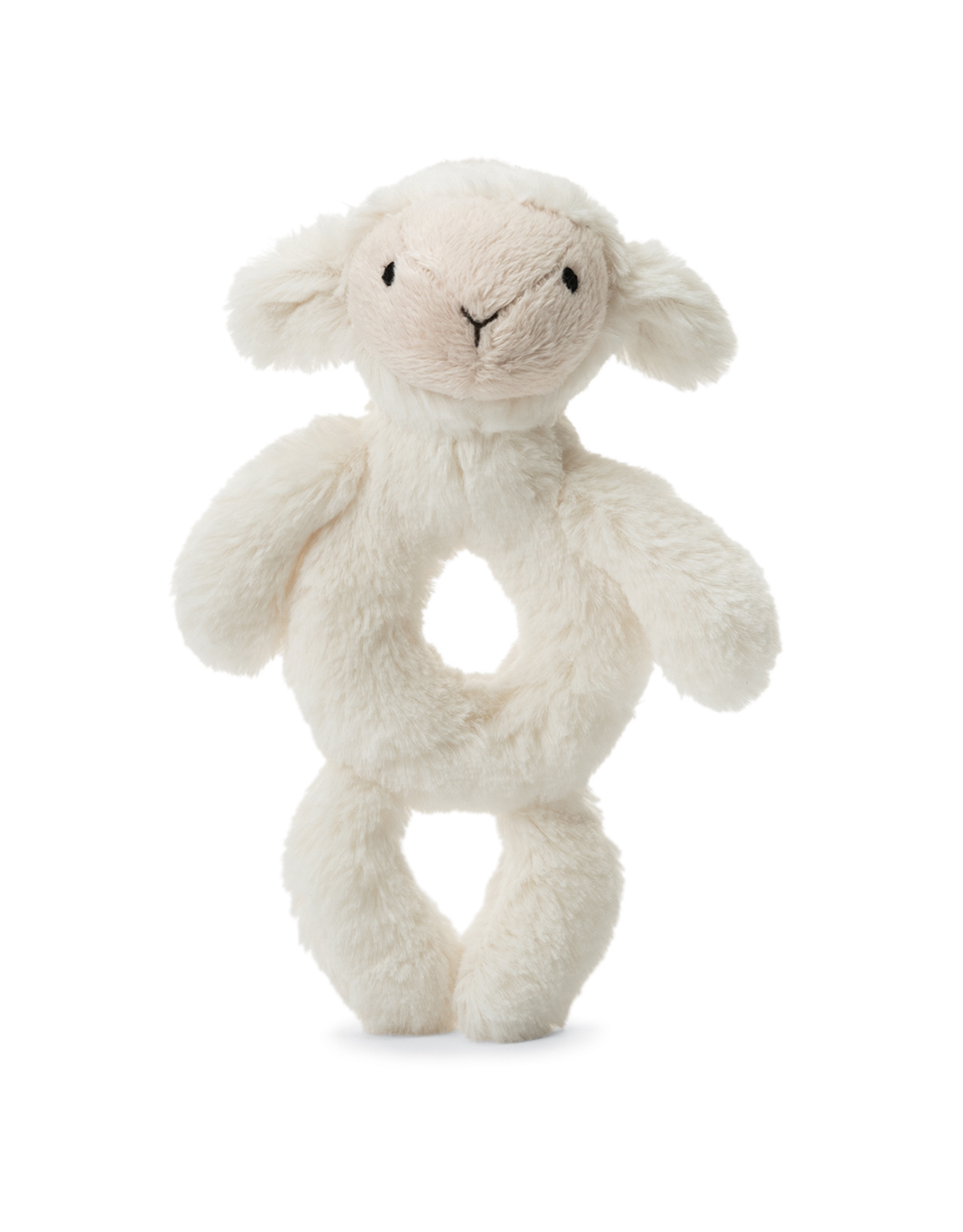 Jellycat Rattle Bashful Lamb