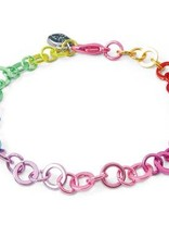 Charm It! Chain Bracelet Rainbow OS